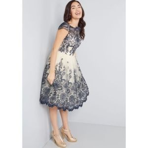 Chi Chi London Exquisite Elegance Lace Dress 8